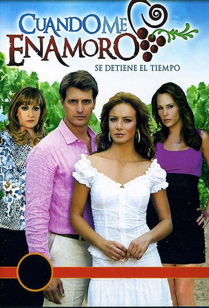 TV ratings for Cuando Me Enamoro in South Africa. Canal de las Estrellas TV series
