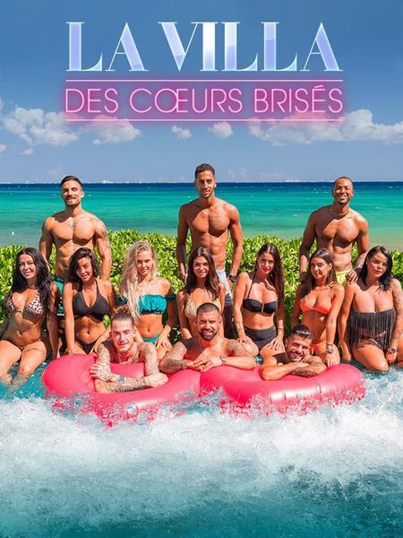 TV ratings for La Villa Des Coeurs Brisés in the United Kingdom. TFX TV series