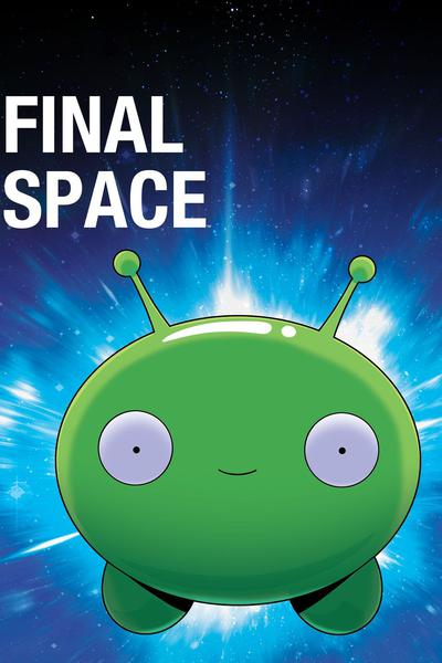 TV ratings for Final Space in Denmark. TBS TV series