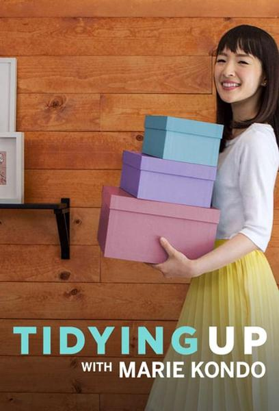TV ratings for Tidying Up With Marie Kondo in Sweden. Netflix TV series