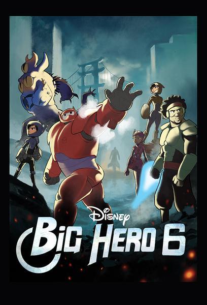 TV ratings for Big Hero 6: The Series in Brazil. Disney XD TV series