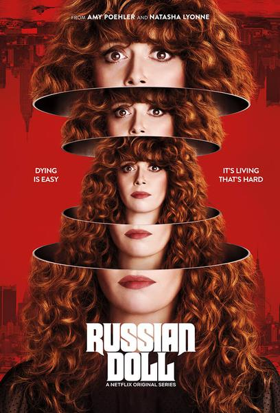 TV ratings for Russian Doll in Italy. Netflix TV series