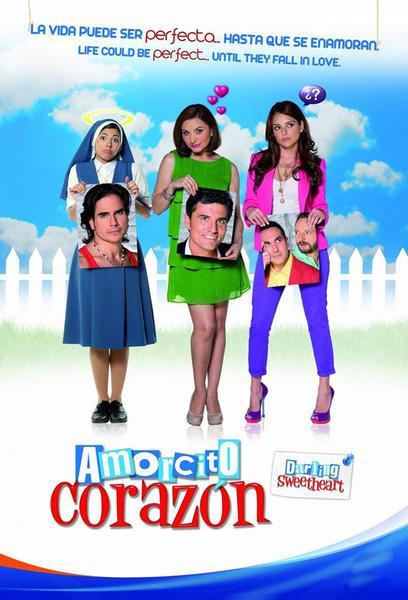 TV ratings for Amorcito Corazón in India. Las Estrellas TV series