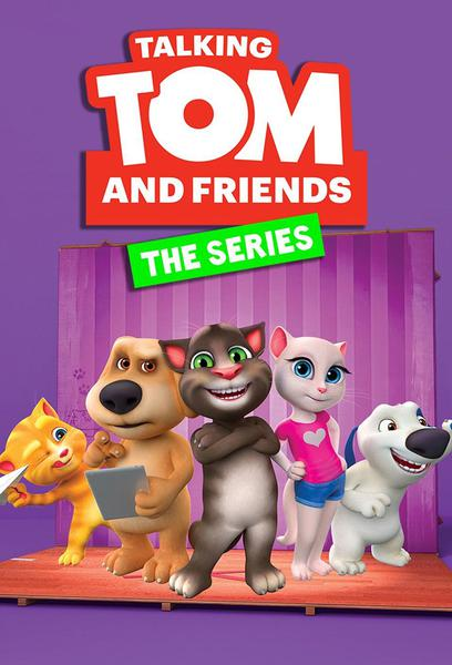 TV ratings for Talking Tom And Friends in Australia. YouTube TV series