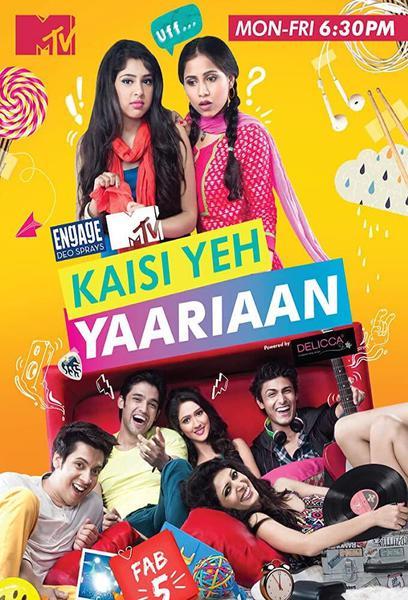 TV ratings for Kaisi Yeh Yaariaan in Norway. MTV India TV series