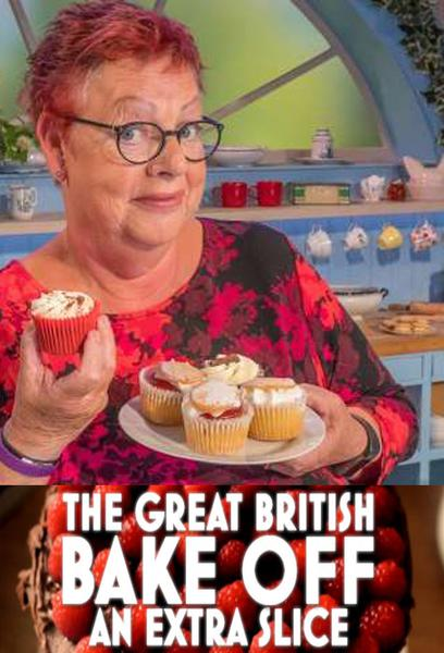 TV ratings for The Great British Bake Off: An Extra Slice in Argentina. BBC Two TV series