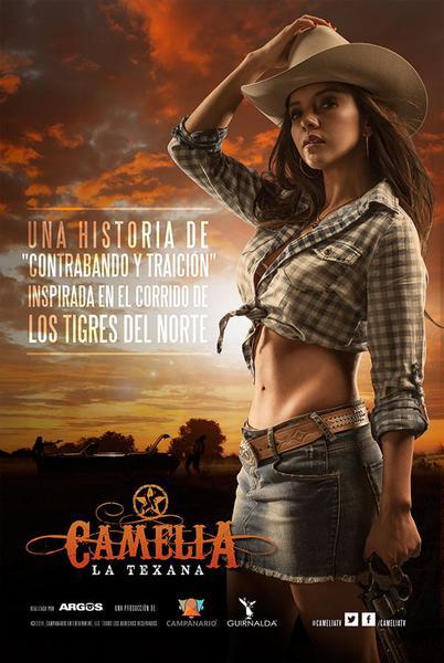 TV ratings for Camelia La Texana in Australia. Telemundo TV series