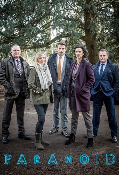 TV ratings for Paranoid in Russia. ITV TV series