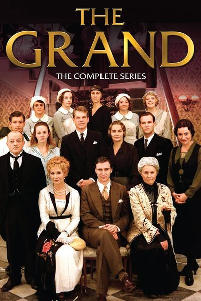 TV ratings for The Grand in Chile. ITV TV series