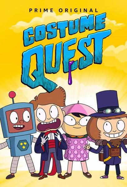 TV ratings for Costume Quest in the United States. Amazon Prime Video TV series