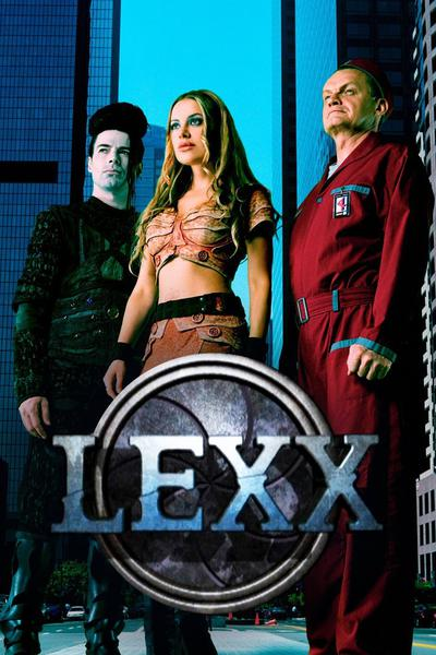 TV ratings for Lexx in the United States. Space TV series