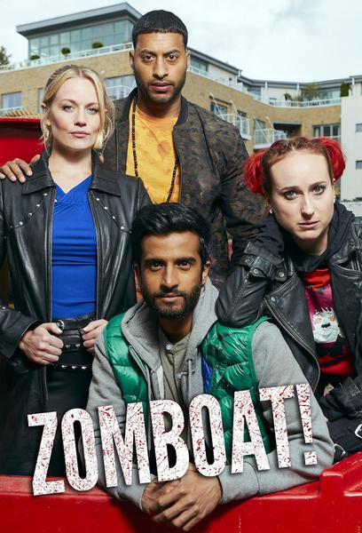 TV ratings for Zomboat! in India. ITV 2 TV series