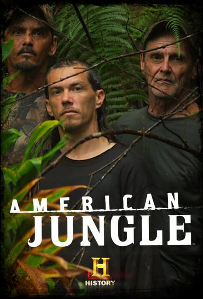 TV ratings for American Jungle in Brazil. History TV series