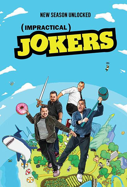 TV ratings for Impractical Jokers in Turkey. truTV TV series