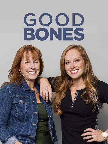 TV ratings for Good Bones in Netherlands. HGTV TV series