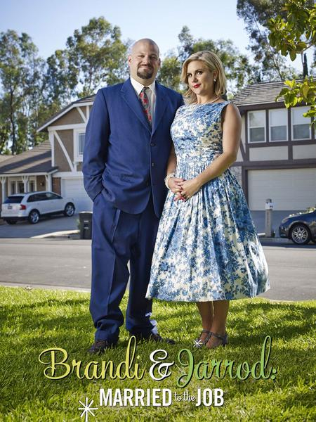 TV ratings for Brandi And Jarrod: Married To The Job in Brazil. A&E TV series