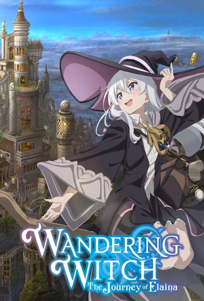 TV ratings for Wandering Witch: The Journey of Elaina ((魔女の旅々) in Netherlands. AT-X TV series