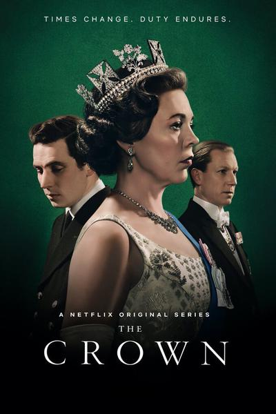 TV ratings for The Crown in Germany. Netflix TV series