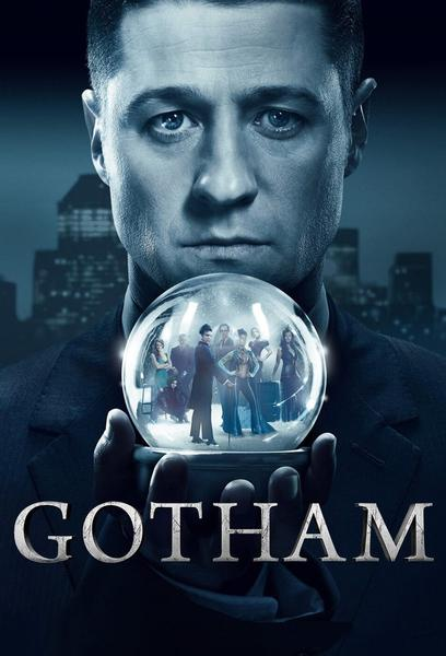 TV ratings for Gotham in Germany. FOX TV series