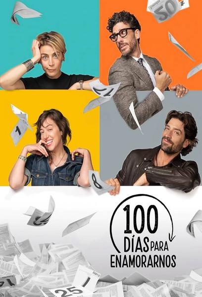 TV ratings for 100 días para enamorarnos in Colombia. Telemundo TV series