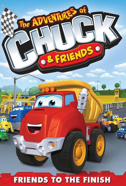 TV ratings for The Adventures Of Chuck & Friends in the United States. Hub Network TV series