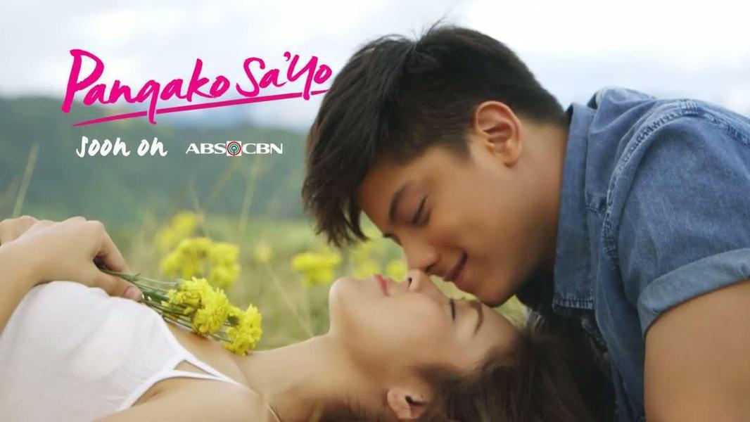 TV ratings for Pangako Sa'yo in Italy. ABS-CBN TV series