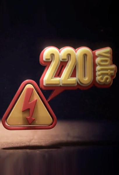 TV ratings for 220 Volts in the United Kingdom. Multishow TV series
