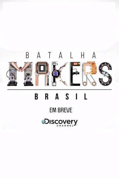 TV ratings for Batalha Makers Brasil in Spain. Discovery Channel TV series