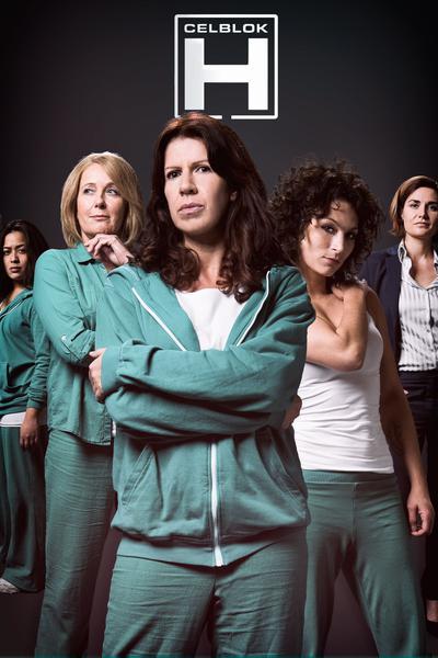 TV ratings for Celblok H in Norway. SBS 6 TV series