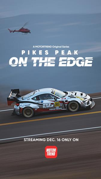TV ratings for Pikes Peak: On the Edge in France. MotorTrend Studio TV series
