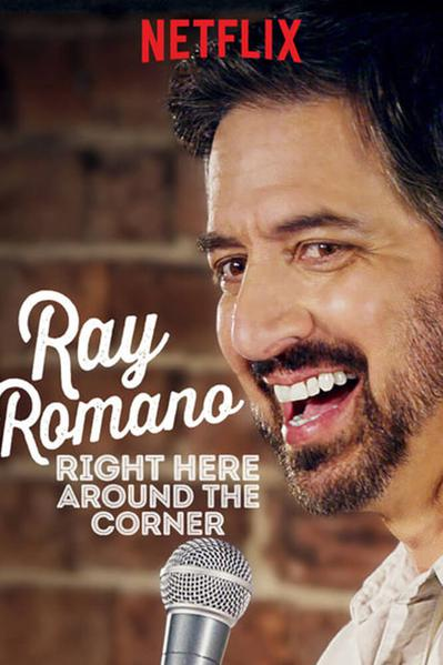 TV ratings for Ray Romano: Right Here, Around The Corner in the United States. Netflix TV series