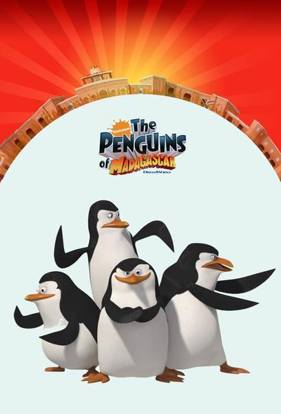TV ratings for The Penguins Of Madagascar in Brazil. Nickelodeon TV series
