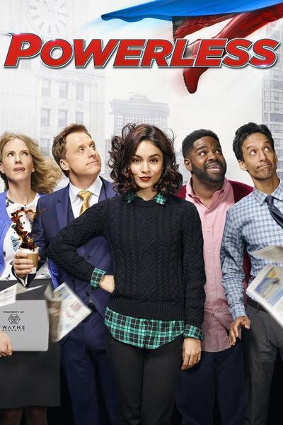TV ratings for Powerless in South Africa. NBC TV series