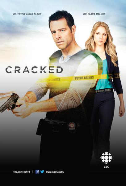 TV ratings for Cracked in Australia. CBC Television TV series