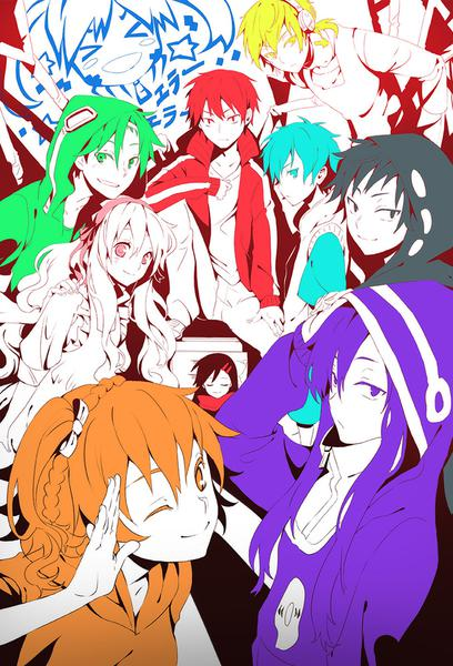 TV ratings for Mekakucity Actors (メカクシティアクターズ) in South Africa. Aniplex TV series