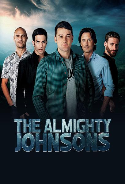 TV ratings for The Almighty Johnsons in Russia. TV3 NZ TV series