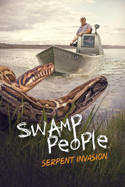 TV ratings for Swamp People: Serpent Invasion in Brazil. History TV series