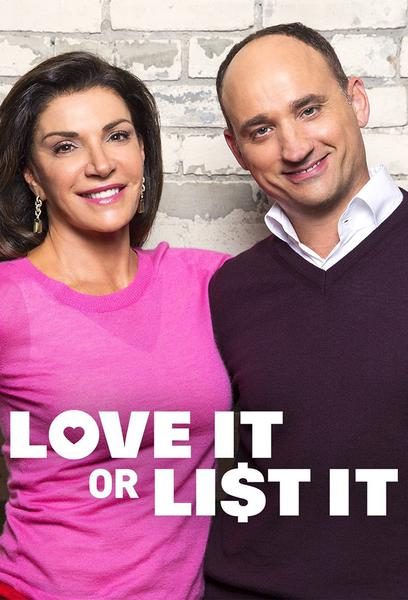 TV ratings for Love It Or List It in Argentina. W Network TV series