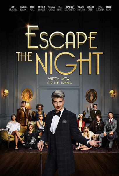 TV ratings for Escape The Night in the United Kingdom. YouTube Originals TV series