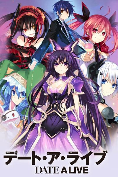 TV ratings for Date A Live in France. Tokyo MX TV series