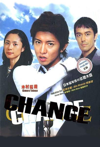 TV ratings for Change in South Africa. Fuji TV TV series