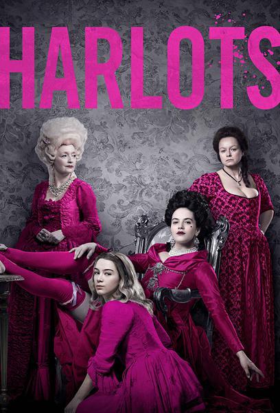 TV ratings for Harlots in France. Hulu TV series