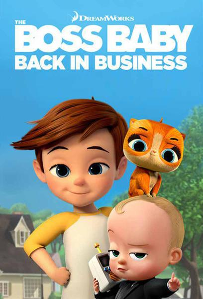 TV ratings for The Boss Baby: Back In Business in the United Kingdom. Netflix TV series
