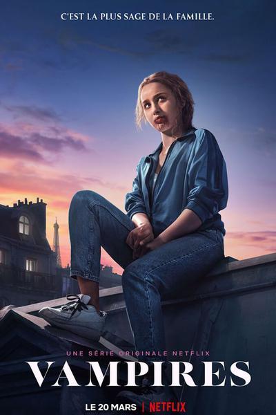 TV ratings for Vampires (2020) in the United Kingdom. Netflix TV series