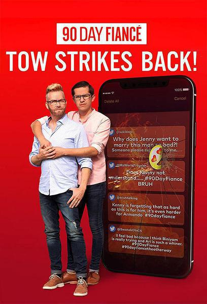 TV ratings for 90 Day Fiancé: TOW Strikes Back! in Germany. Discovery+ TV series