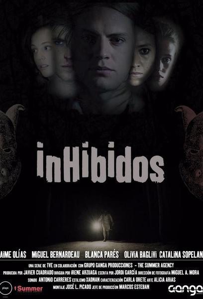 TV ratings for Inhibidos in Brazil. RTVE TV series