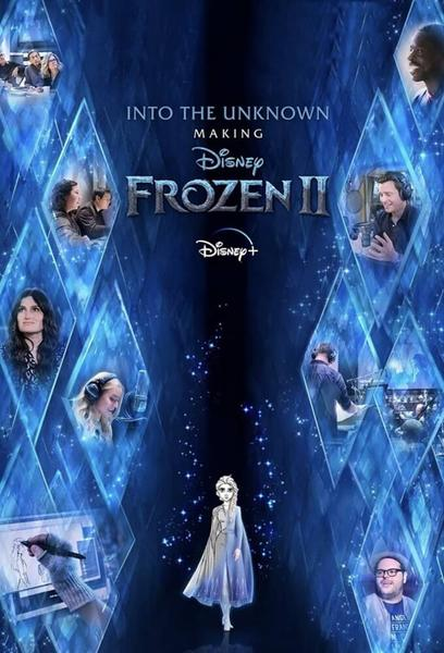 TV ratings for Into The Unknown: Making Frozen 2 in Denmark. Disney+ TV series