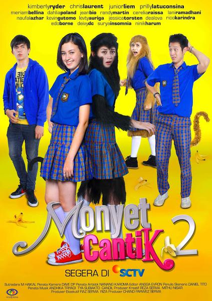 TV ratings for Monyet Cantik 2 in the United Kingdom. SCTV TV series