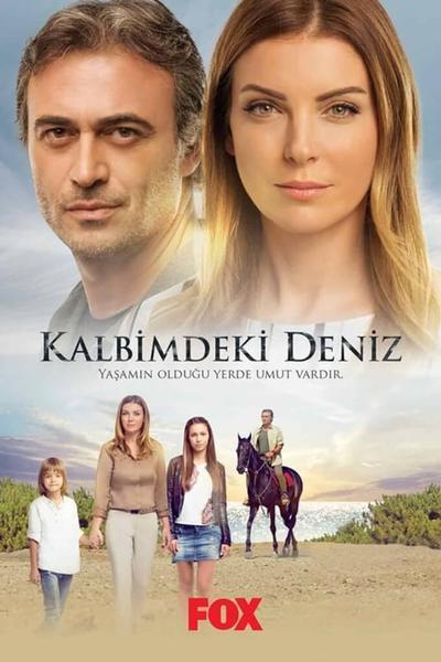 TV ratings for Kalbimdeki Deniz in South Korea. FOX Türkiye TV series