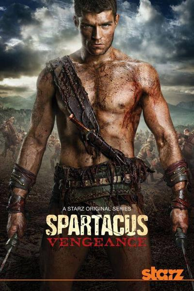 TV ratings for Spartacus: Vengeance in Norway. Starz TV series